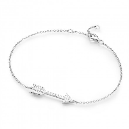 SilverArt Collection Armband Pfeil 92003493190 Sterlingsilber silber