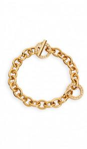 Tamaris Armband Juliet A04531010 Edelstahl Zirkonia gold