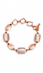 Tamaris Armband Becky A03432020 Edelstahl rosegold