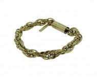 POLICE Armband PJ25491BSG-02-S Edelstahl gold