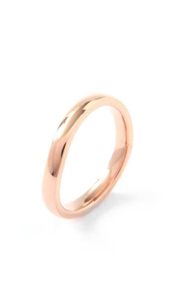 Grey Ring 100037 Edelstahl rosegold