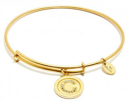 Chrysalis Armreif INITIAL C CRBT05CGP gold