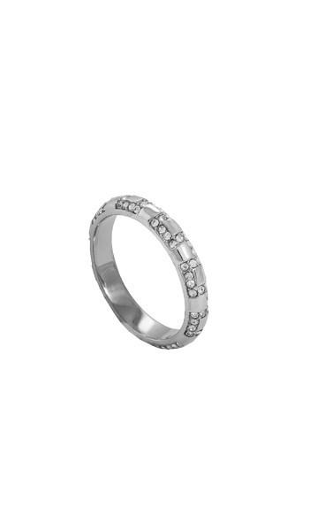 Grey Ring GR009 steel Edelstahl silber