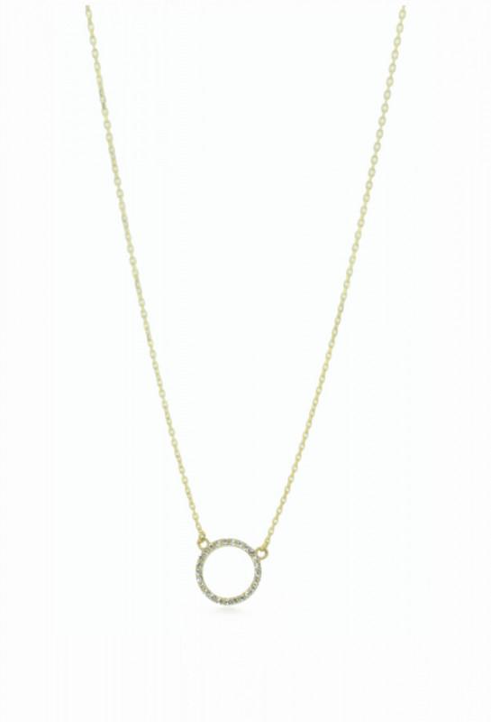Grey Kette GKT003 Gold Edelstahl gold