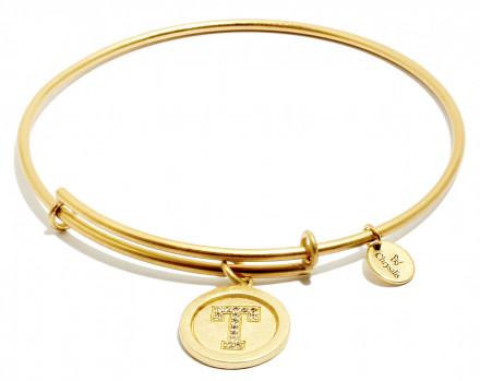 Chrysalis Armreif INITIAL T CRBT05TGP gold