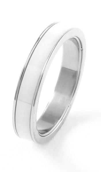 Grey Ring 100553 Edelstahl silber