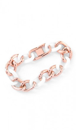 Grey Armband 100548 Edelstahl rosegold