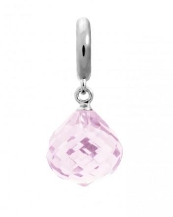 Endless JLo Charm Love Drop Rose Crystal 1351-4 rosa