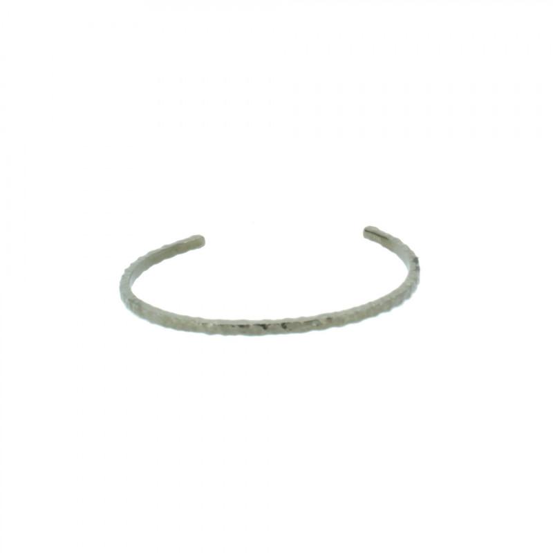 Grey Armreif 107496 Edelstahl grau