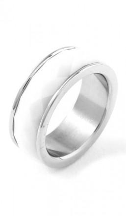 Grey Ring 100551 Edelstahl silber