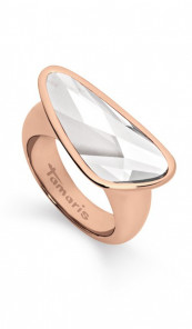 Tamaris Ring Wings 100431 Edelstahl Swarovski rosegold