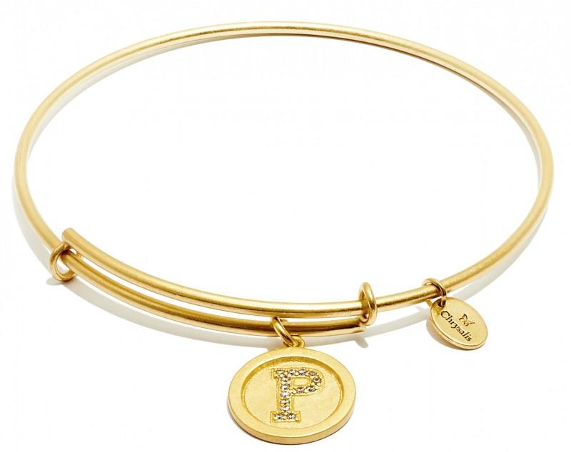 Chrysalis Armreif INITIAL P CRBT05PGP gold