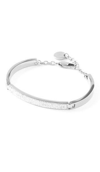 Grey Armband 100047 Edelstahl silber
