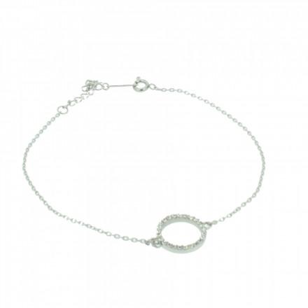Grey Armband 107488 GAB016 Steel Edelstahl silber