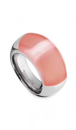 Tamaris Ring Candy 100188 Edelstahl silber apricot