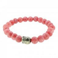Silverart Buddha Armband 107875 FAB005 Achat rosa Metal nickelfrei versilbert