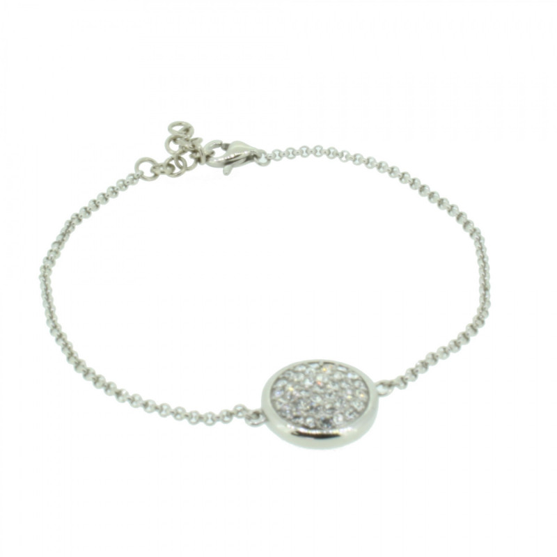 Grey Armband 107487 GAB014 Steel Edelstahl silber