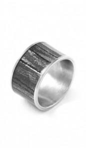 Grey Ring 100573 Edelstahl grau