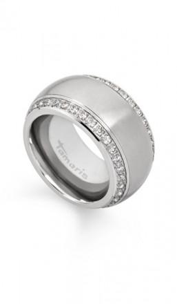 Tamaris Ring Martha 100344 Edelstahl Zirkonia silber