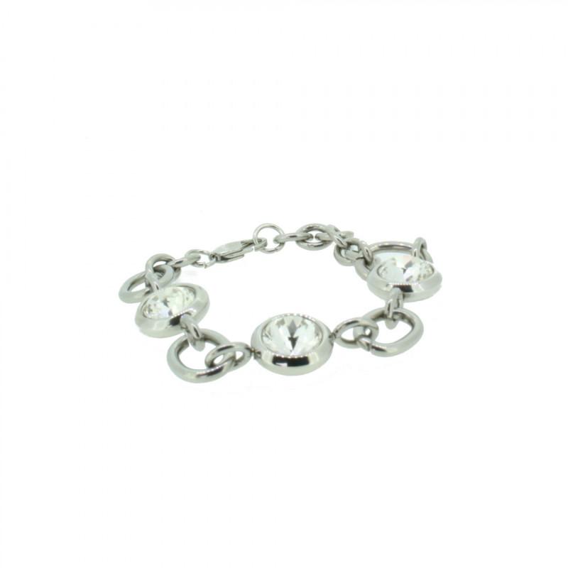 Grey Armband 107494 GAB018 Steel Edelstahl silber