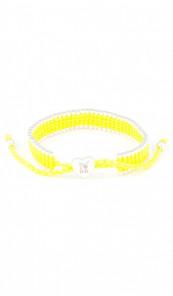 I Love Hamburg Armband 106405 Herz gelb