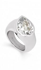 Tamaris Ring Amy 100490 Edelstahl Swarovski silber