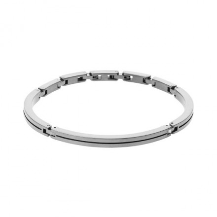 SKAGEN Armband LEIF SKJM0006064 Edelstahl silber