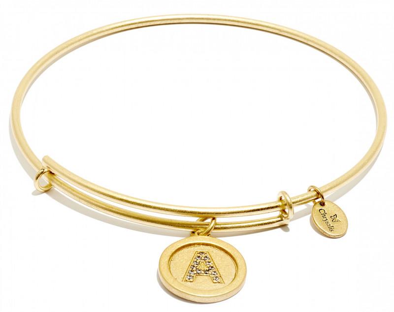 Chrysalis Armreif INITIAL A CRBT05AGP gold