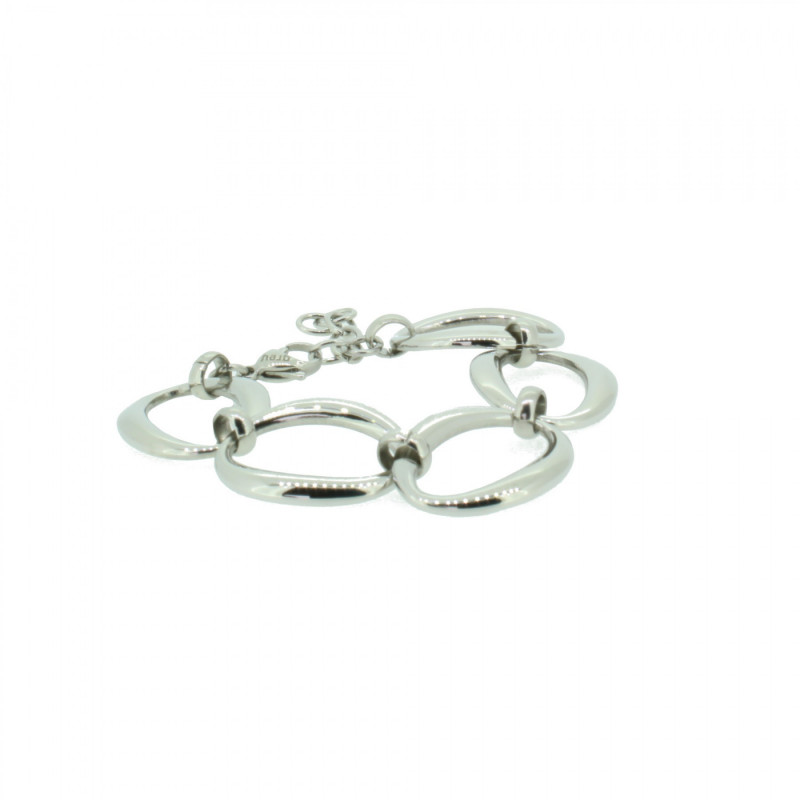 Grey Armband 107492 GAB013 Steel Edelstahl silber