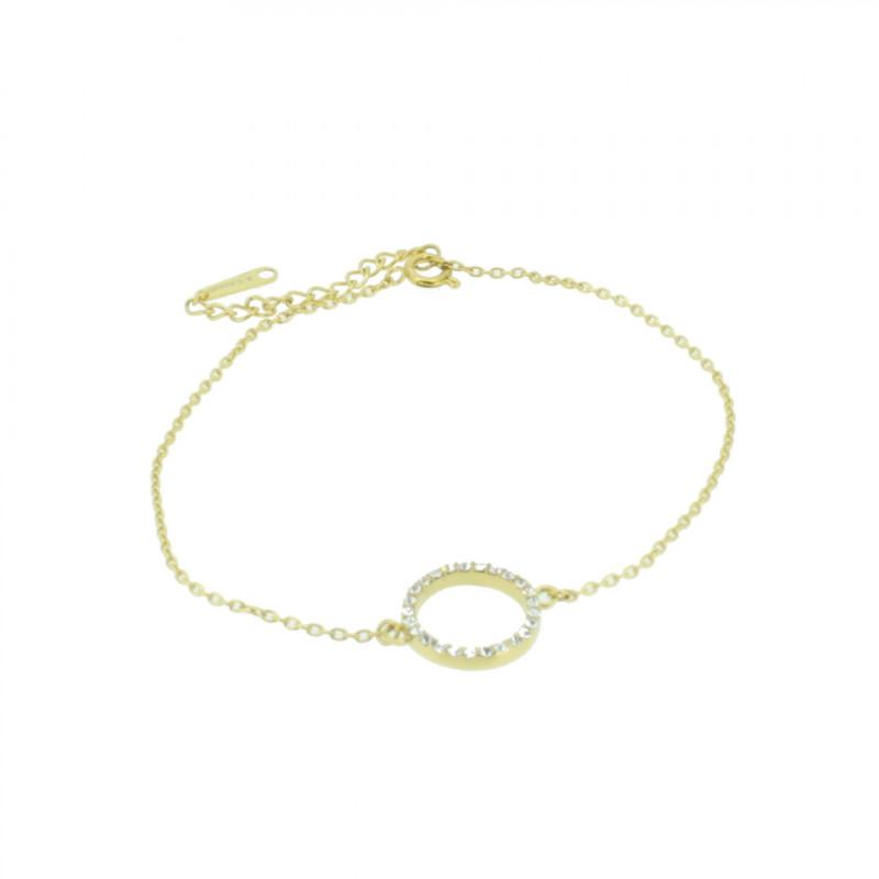 Grey Armband 107489 GAB016 Gold Edelstahl gold