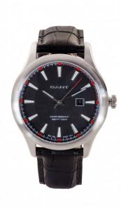 Gant Herrenuhr Tully W70114 Leder schwarz