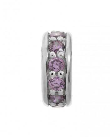Endless JLo Charm Dreamy Dot Amethyst Cubic 1200-1 lila