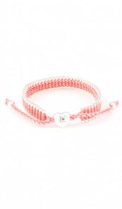 I Love Berlin Armband 106418 Herz rosa